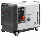 Дизельный генератор Daewoo Power Products DDAE 9000SSE-3 (6400 Вт)