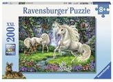 Пазл Ravensburger Сказочные единороги (12838), 200 дет.