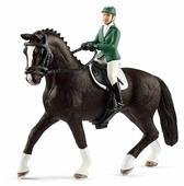 Игровой набор Schleich Наездница с лошадью 42358