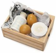 Набор продуктов Le Toy Van Молоко яйцо и сыр TV185