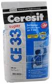 Затирка Ceresit CE 33 Super 5 кг