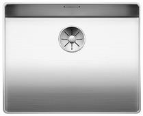Врезная кухонная мойка Blanco Attika XL 60 InFino 52х42см нержавеющая сталь