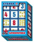 Кубики Десятое королевство Арифметика 00350