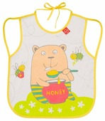 Happy Baby Нагрудник Basic Baby bib with hangers