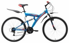 Горный (MTB) велосипед CHALLENGER Mission FS 26 (2018)
