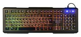 Клавиатура Dialog KGK-21U Black USB