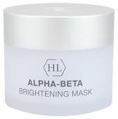 Holy Land маска для лица Alpha-beta осветляющая