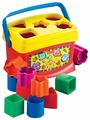 Сортер Fisher-Price Первые кубики малыша