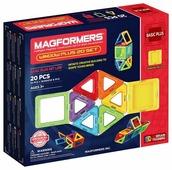 Магнитный конструктор Magformers Window Basic Plus 715001-20