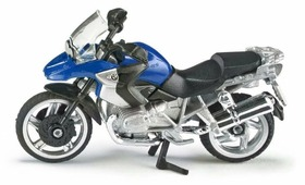 Мотоцикл Siku BMW R1200 GS (1047) 1:50 6 см