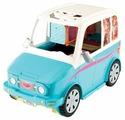 Barbie раскладной фургон для щенков (DLY33)