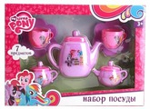 Набор посуды Играем вместе My Little Pony B1354519-R