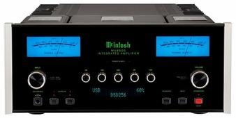 Интегральный усилитель McIntosh MA8900