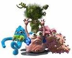 Игровой набор Vivid Imaginations Fungus AmungUs Мешок дезинфектора 22517.2369