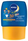 Nivea Sun Kids детский солнцезащитный лосьон SPF 50