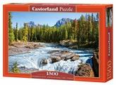 Пазл Castorland Athabasca River, Jasper National Canada (C-150762), 1500 дет.
