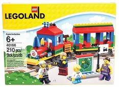 Конструктор LEGO Promotional 40166 Поезд