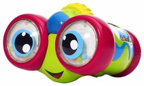 Интерактивная развивающая игрушка Chicco Бинокль
