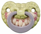 Пустышка силиконовая ортодонтическая Billy-BoB Lil Gator (1 шт)