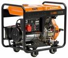 Дизельный генератор Daewoo Power Products DDAE 6000XE-3 (5000 Вт)
