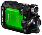 Экшн-камера Olympus Tough TG-Tracker Green