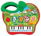 Азбукварик пианино 28210-7