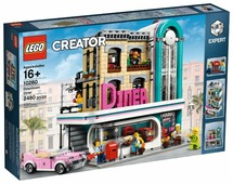 Конструктор LEGO Creator 10260 Ресторанчик в центре
