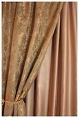 Комплект Naturel Комплект штор (4 шт.) 1407-1 на ленте 280 см