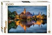 Пазл Step puzzle Travel Collection Замок у озера (83050), 1500 дет.