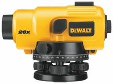 Оптический нивелир DeWALT DW096PK со штативом