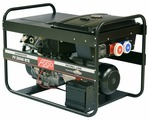 Бензиновый генератор Fogo FV 20540 RTE (14400 Вт)