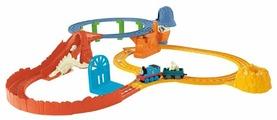 """Fisher-Price Стартовый набор """"Раскопки динозавров"""", серия Collectible Railway, CDV09"""