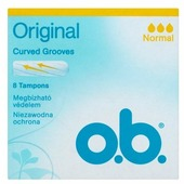 O.b. тампоны Original Normal