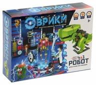 Электромеханический конструктор Забияка Эврики 1353277 Робот 4 в 1