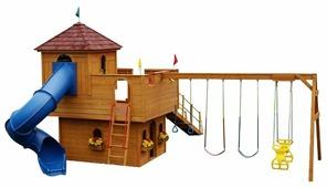 Домик Superior Play Systems Замок Ричард