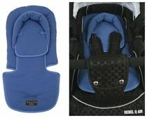 Комплект для автокресла Valco Baby Allsorts Head Hugger & Seat Pad