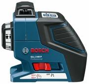 Лазерный уровень BOSCH GLL 2-80 P Professional + BT/BS 150 (0601063205)