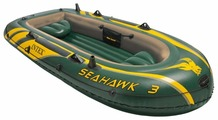 Лодка Intex Seahawk 3 Set 68380
