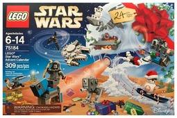 Конструктор LEGO Star Wars 75184 Рождественский календарь