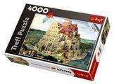 Пазл Trefl Вавилонская Башня (45001), 4000 дет.
