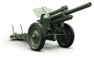 Сборная модель ZVEZDA Советская 122-мм дивизионная гаубица М-30 (3510) 1:35