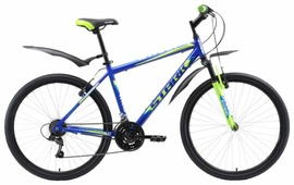 Горный (MTB) велосипед STARK Respect 26.1 V (2018)