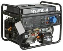 Бензиновый генератор Hyundai HHY 7000FE (5000 Вт)