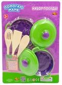 Набор посуды ABtoys Помогаю маме PT-00398