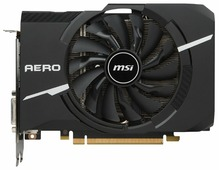 Видеокарта MSI GeForce GTX 1070 1531Mhz PCI-E 3.0 8192Mb 8008Mhz 256 bit DVI 2xHDMI HDCP AERO ITX OC