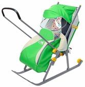 Санки-коляска Nika Ника Детям 3 (НД3)
