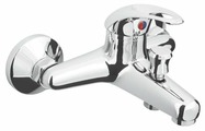 Смеситель для ванны с душем Rubineta Mars Y-10 однорычажный хром