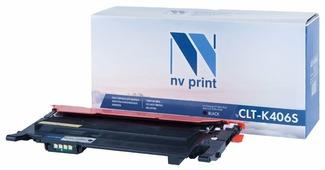 Картридж NV Print CLT-K406S для Samsung