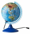 Глобус физико-политический Globen Классик Евро 210 мм (Ке012100181)