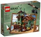 Конструктор LEGO Ideas 21310 Старая рыбацкая лавка
